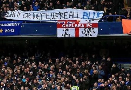 Experiencing Anti-Semitism at Stamford Bridge