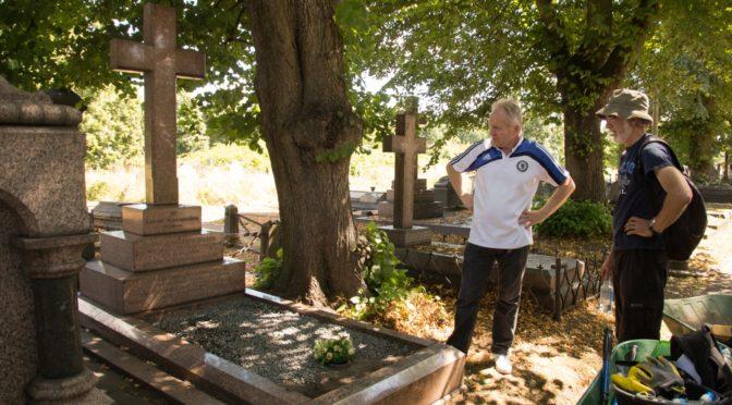 Return to Brompton Cemetery – 6 August 2016