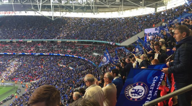 FA Cup Ticket Price Protest