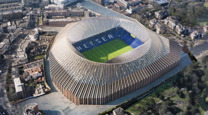 Statement on the Planning Approval for the redevelopment of Stamford Bridge